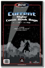 BCW – Current Mylar Comic Book Bags